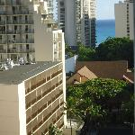  View from room&#39;s lanai