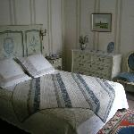  CHAMBRE BLEU DE LOIRE