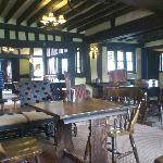  pub downstairs