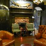Old Tollgate - The smaller lounge area