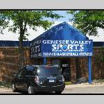 Genesee Valley Sports just .04 Mi from hotel