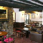 Foto de The Cross Oak Inn