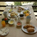 the lebanese breakfast