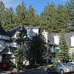 Foto de BEST WESTERN PLUS Big Bear Chateau