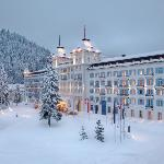 Kempinski Grand Hotel des Bains St. Moritz St. Moritz