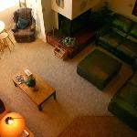 Arial Living Room Copper J
