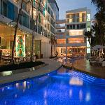 Photo de Hotel Baraquda Pattaya