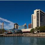 Grand Plaza Hotel Downtown Toledo
