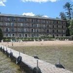 Beachfront Hotel Houghton Lake