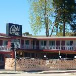  Capri Motel Santa Cruz CAExterior