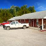  Budget Inn Madill OKExterior