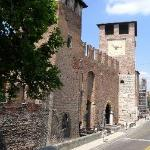  View of Castello