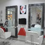hair & beauty salon wıth turkish barber