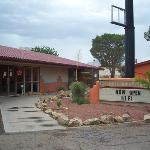 Desert West  Motel and Restaurant