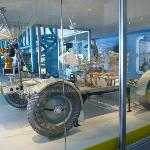  Apollo / Saturn V Center - Lunar Rover