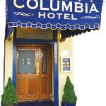  Columbia Main Entrance