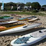 PdJ Boards Stand Up Paddle Boarding
