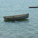 just a dinghy