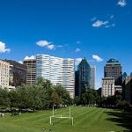 McGill's downtown campus