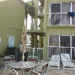 Jefferson Motel Apartments resmi
