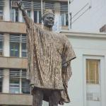 Tom Mboya in Nairobi