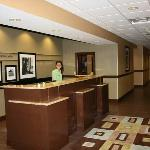 Hampton Inn & Suites Beach Boulevard/Mayo Clinic Area Foto
