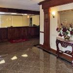 GAEcono Lodge Lobby