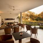 Indian Accent Verandah