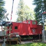 Φωτογραφία: McCloud Railroad House B&B