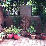  Corner of garden