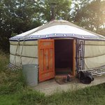 Foto van Strawberry Skys Yurts