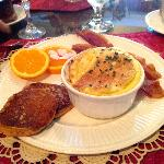 Foto de Granbury Gardens Bed And Breakfast