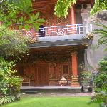 traditional balinese rooms