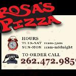 Photo of Rosa's Pizza