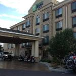 Foto van Holiday Inn Express Hotel & Suites Mitchell