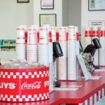 Foto de Five Guys Famous Burgers and Fries