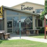 Foto The Lodge on Chertsey