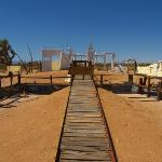 Noah Purifoy - Environment of Sculptures