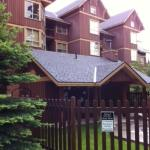 Juniper Lodge - Timberline Lodges - Front of Lodge