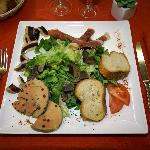  Salade landaise