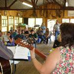 Pavillion gathering