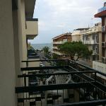  Dal balcone dell&#39;hotel