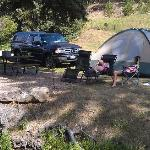 Hidden Valley Campground resmi