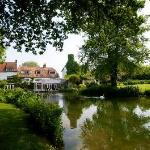 The Sheene Mill Restaurant & Hotel