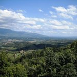  Panorama sul Valdarno