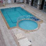  The bar pool