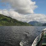 Eagle Cruise on Loch Shiel