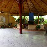 Great room, excellent area to hang out after a day of exploring Cloud Bridge or San Gerardo.