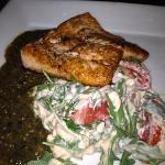  JAK crispy salmon