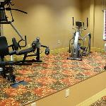 Choice Hotels Edmond Comfort Suites Fitness Room